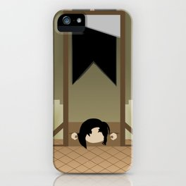Execution of the Marshall iPhone Case