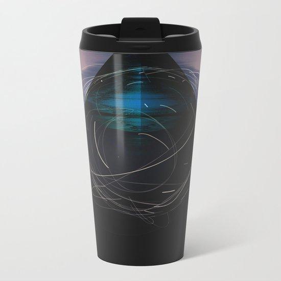 Energy Influx Metal Travel Mug