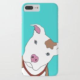 Pit bull iPhone Case