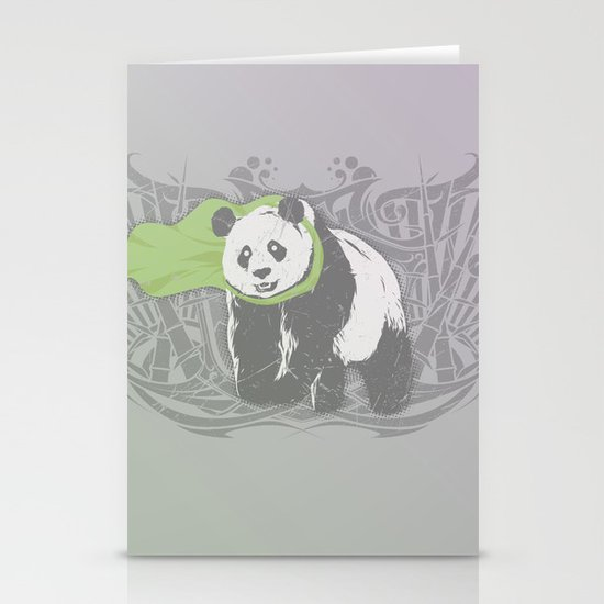 Fearless Creature: Bam Stationery Cards