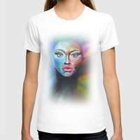psychedelic T-shirts featuring Psychedelic  by Halinka H