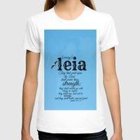 leia T-shirts featuring Leia by KimberosePhotography