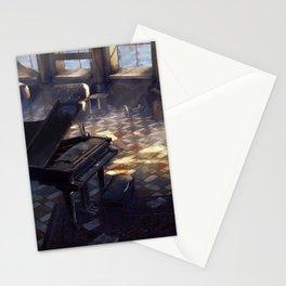 Seaside Ballroom Stationery Cards
