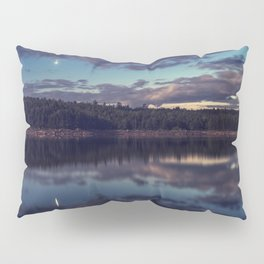 Planetary Conjunction Pillow Sham