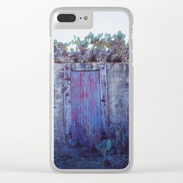Shackti Clear iPhone Case