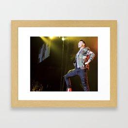 Hedley Framed Art Print