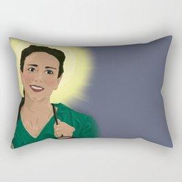 Beacon Hills Angel Rectangular Pillow