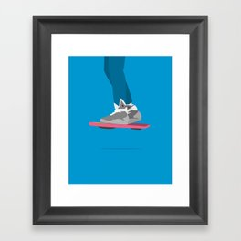 Power Laces (The 2015 Collection) Framed Art Print