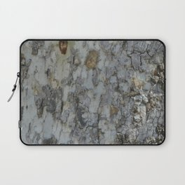 TEXTURES -- California Sycamore Bark Laptop Sleeve