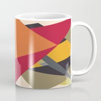 arrows Mugs featuring Arrows by Robert Cooper