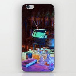 Potions Class iPhone Skin