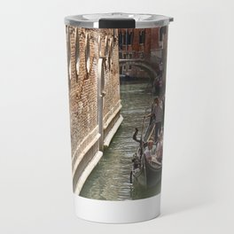 Venice Canal San Marco Travel Mug