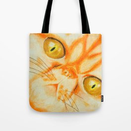 Persian Kitty Tote Bag