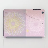 morocco iPad Cases featuring Morocco Pink by ZenaZero