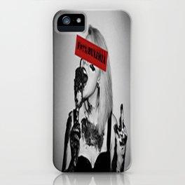 F#!% Bulimia  iPhone Case