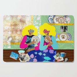 Porcelain Room Cutting Board