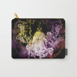 Wonderful owls, colorful Carry-All Pouch