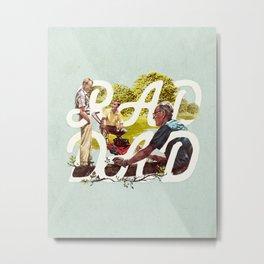 Rad Dad II Metal Print