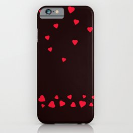 Fallen In Love iPhone Case