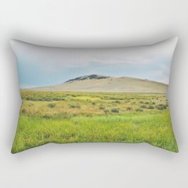 Flood Plains Rectangular Pillow