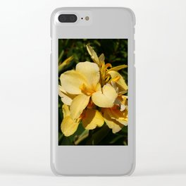 Canna Clear iPhone Case