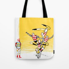 the group Tote Bag