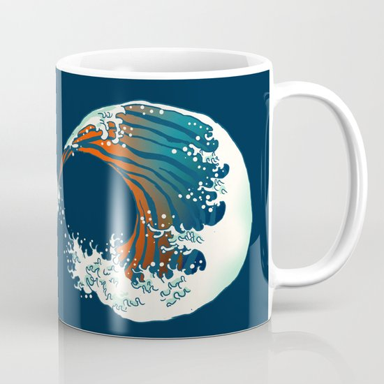 The Wave is forever Mug