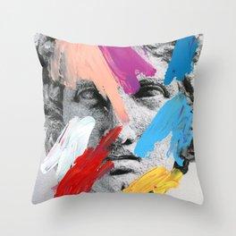 Composition 702 Throw Pillow