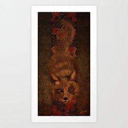 Atoq Art Print