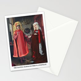 The Mattel-Zamolodchikova Wedding Stationery Cards