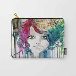 The Charming Idealism Carry-All Pouch