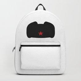 Russian Ushanka Hat Backpack
