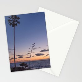 Indigo Evening Stationery Cards