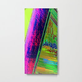 INVALID_SOFTWARE_INTERRUPT Metal Print