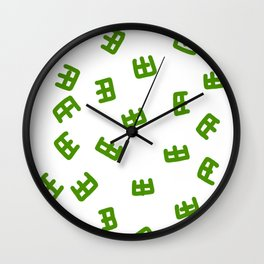 bb Wall Clock