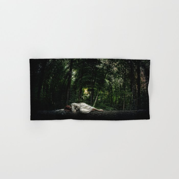 Last Asylum Hand & Bath Towel