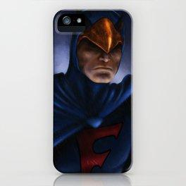 Saturday Morning Hero iPhone Case