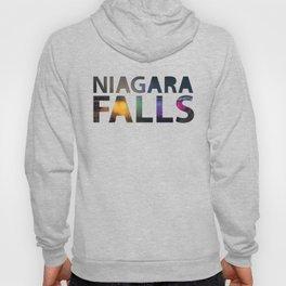 Niagara Falls Three Waterfalls Hoody