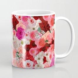 pink floral pattern Coffee Mug