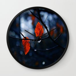 Breath of Life Wall Clock