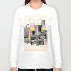 - architecture#01 - Long Sleeve T-shirt