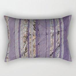 Violet & Rock Rectangular Pillow