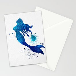 Mermaid 016 Stationery Cards