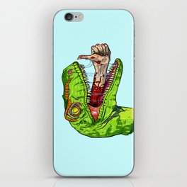 Dino Approves iPhone Skin