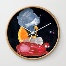 Usloaf Wall Clock