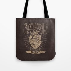 Great Thoughts  Tote Bag