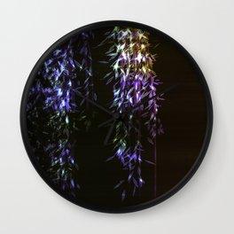 Willow Whimsy Vivid Wall Clock