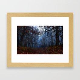Elegy Framed Art Print