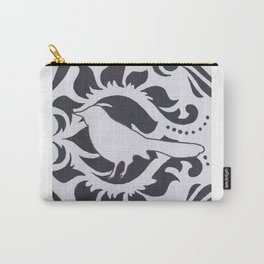 Elegant Bird Carry-All Pouch