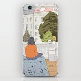 Daydreamer iPhone Skin